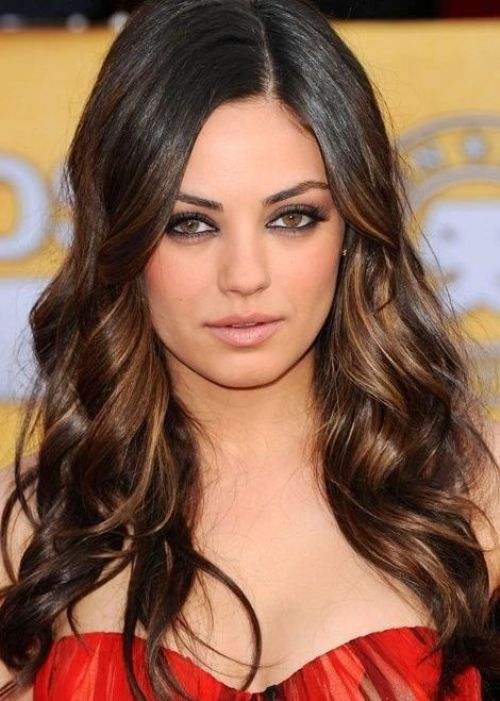 Brunette Hair Color Shades 81