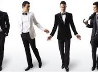 Black Tie Dress Code Women Men for Wedding