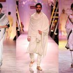 Summer/Restore Collection Tarun Tahiliani Dresses at LFW 2014