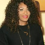 Curly Hair Weave Real Hairstyle of Serena Williams