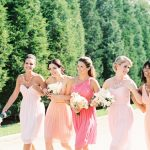 Dresses Designs for American Bridesmaids