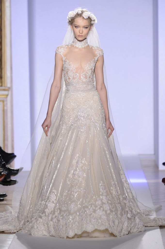 zuhair murad bridal dress