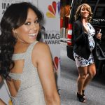 Style,Weight Height and Haircut of Tamera Mowry Housley