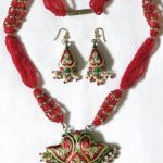 Beads Jewelry Designs in India
