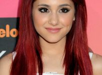 Name hairstyle of Ariana Grande