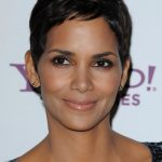 Halle Berry short Haircut Style