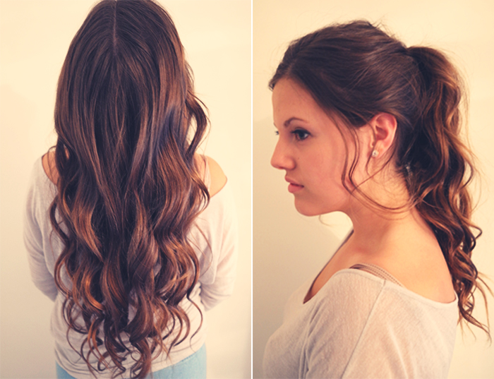 beach wavy hairstyles : Beach Wave Hairstyles Pictures to pin on Pinterest