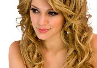 Hilary Duff Hairstyles with Bangs Hair Color