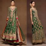 Bridal Dresses Pakistani fashion trend