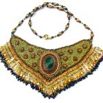 With Beads Indian gold Jewelry Designs