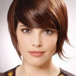 Formal Hairstyles with Bangs for Short Hair