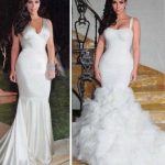 Kim Kardashian Dress Price for 3rd Wedding