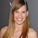 Hilary Swank Hair Color hairstyle