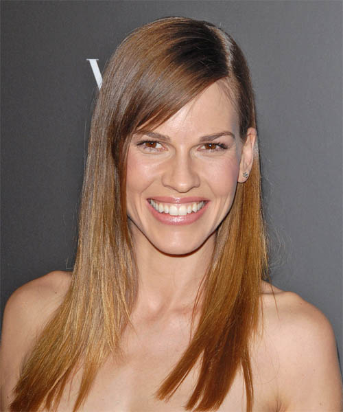 Hilary swank hair color hairstyle styloss com