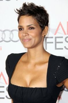 Halle Berry Haircut 2018