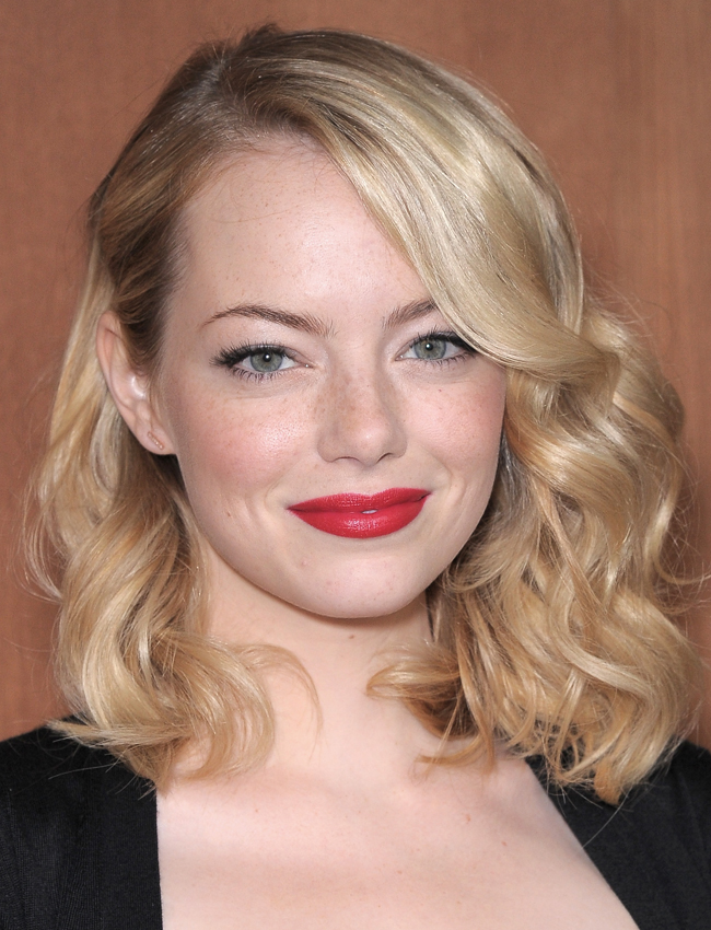 2014 Emma Stone Haircut And Hairstyle Styloss Com