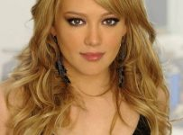 Hilary Duff Hair Color Style