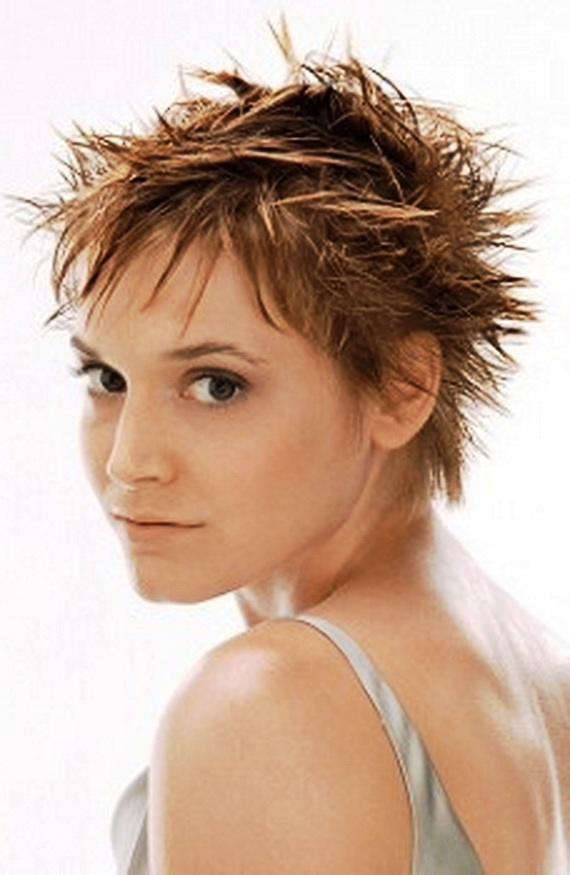 ... published april 3 2014 at in short spiky hairstyles 2014 for women