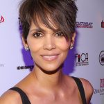 Halle Berry Pixie Haircut 2018