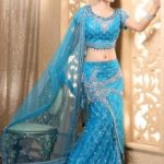 Western Saree Designs