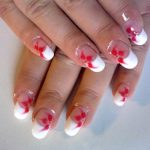 Nail Art Designs with Flower