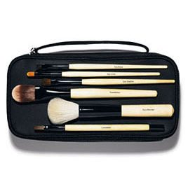 Bobbi Brown Makeup Brush Set with Roll Pouch Price
