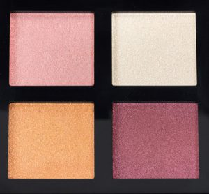 For Summer Couture Palettes Swatches Yves Saint Laurent 2018