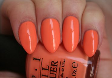 OPI Neon Nail Polish Collection Swatches for Summer 2021