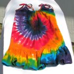 Tie Dye clothes design for Toddlers