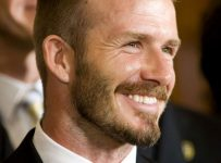 how to get david beckham hair
