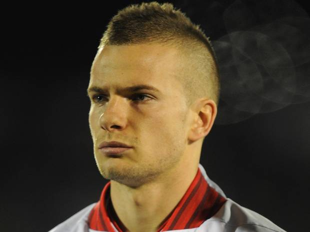 tom cleverly hair