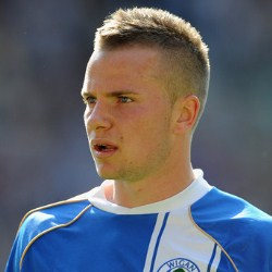 tom cleverly fade hair