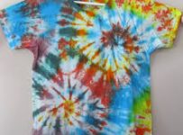 how to wash tie dye shirts without fading