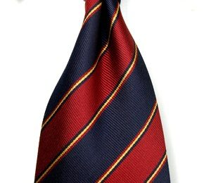 How to Tie a Tie American Knot Style