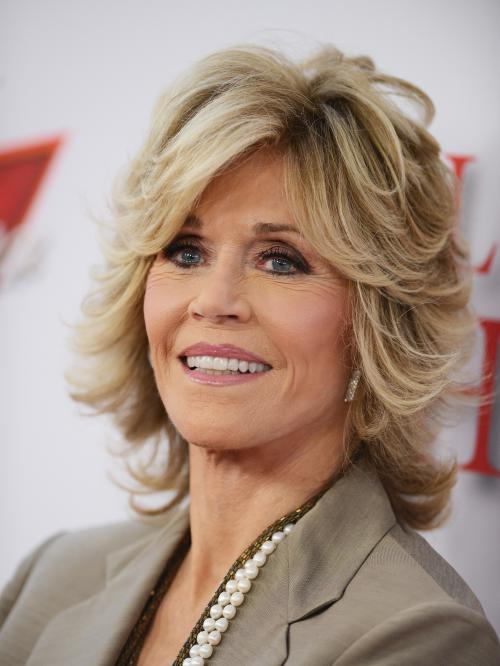 ... may 25 2014 at in jane fonda short layered hairstyle pictures