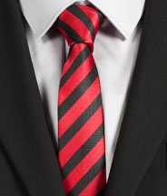 how to tie a half windsor knot step by step slowly
