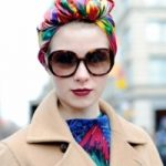 Headscarf with Short Hair How to Wear
