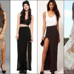 Loafers and lace ups to Wear with Maxi Skirt