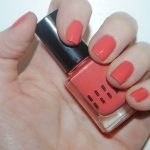 Summer nail polish by Bobbi brown