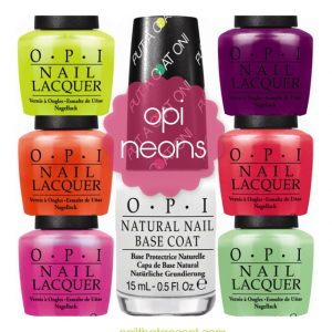 Summer nail polish colors opi