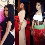 multiple hair color nicki minaj