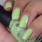 china glaze collections list 2014
