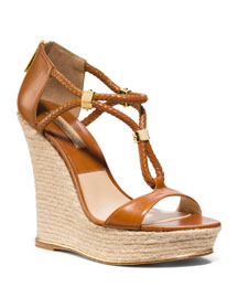 Latest designs of Wedge Sandals Michael Kors