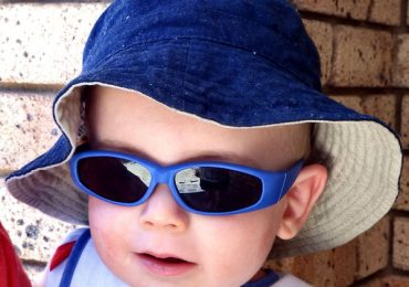 Sun Protection Hats for Toddlers