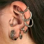 types of tragus jewelry