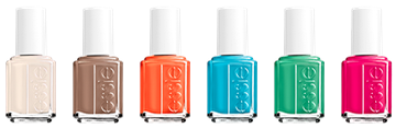 Essie Nail Polish Summer Collection 2021 Six Haute Colors List Name