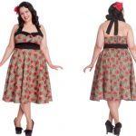 Polkadot Swing dress