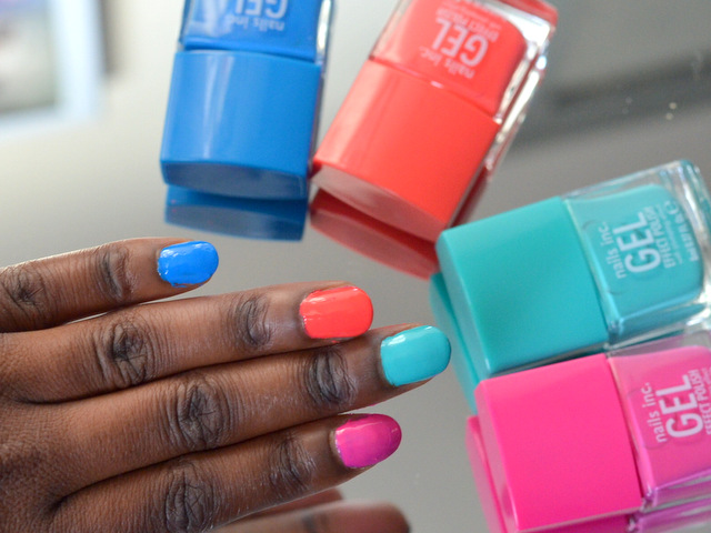 ... published july 10 2014 at in summer nail polish colors for dark skin