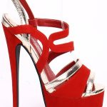 High Heels Prom Shoes
