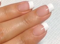 get rid of acrylic nails at home fast